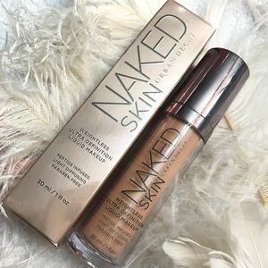 URBAN DECAY Naked Skin Liquid Foundation